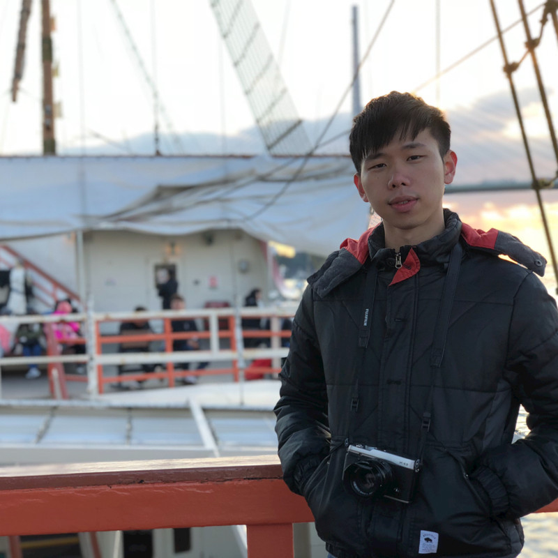Reap's software engineer, Dennis Tse- image