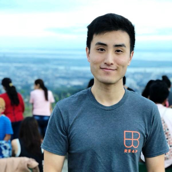 Reap's co-founder, Kevin Kang - image