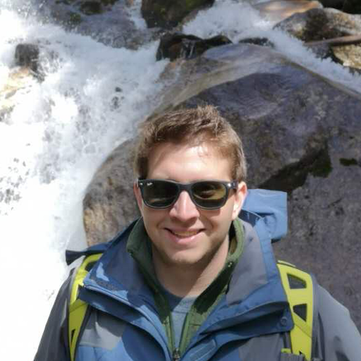 Reap's software engineer, Geoff Gardner - image