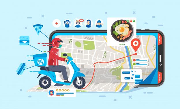 Delivery Service Provider App