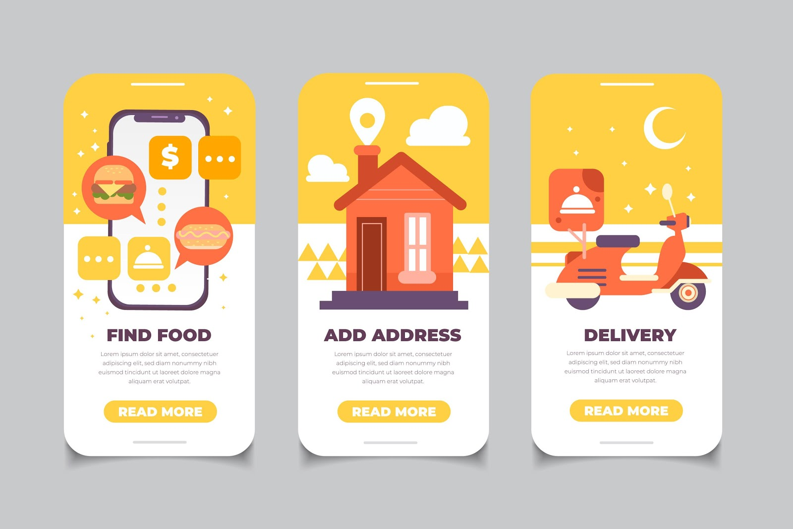 Customer's App