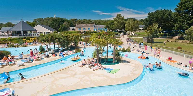 A Fresco Holidays outdoor family pool