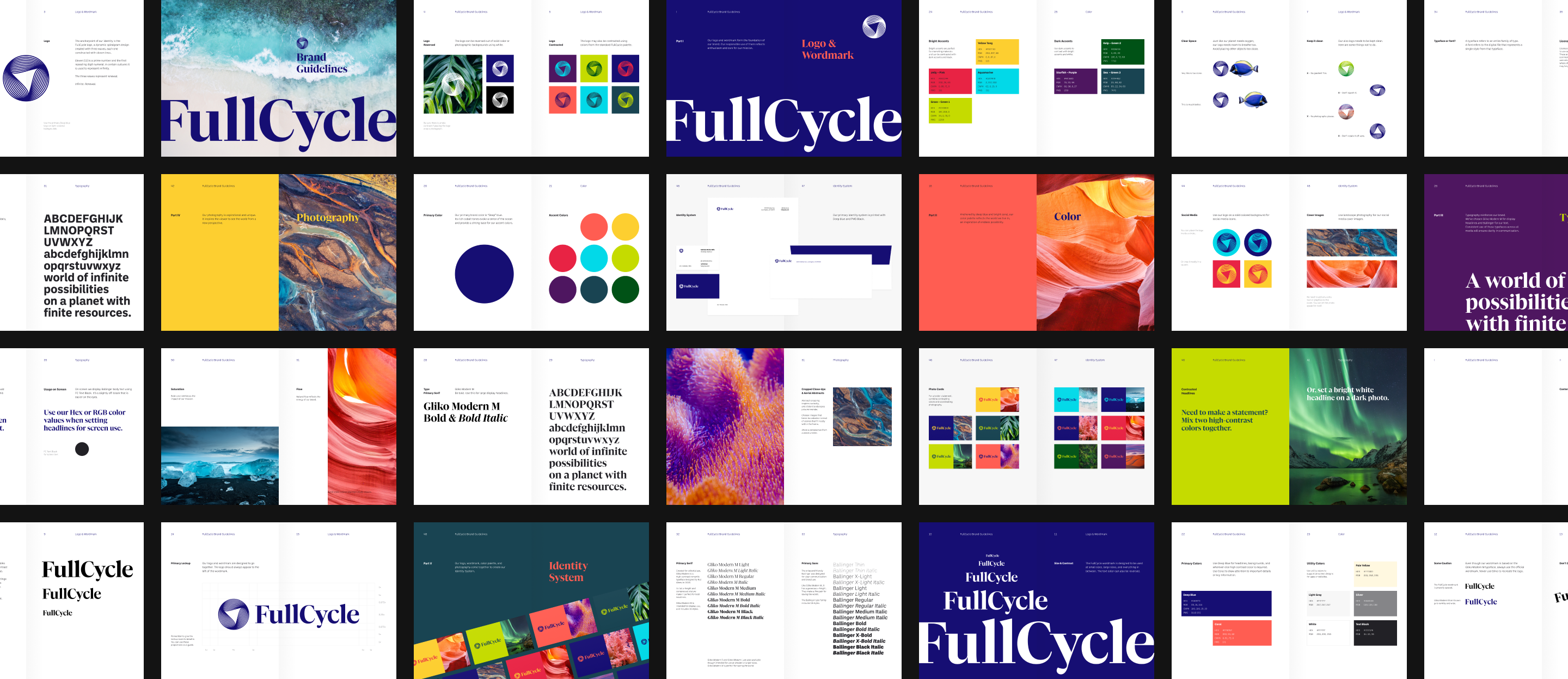 FullCycle Style Guide Samples