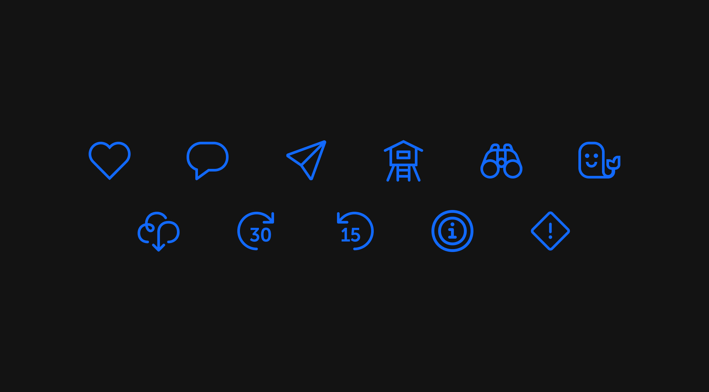 Breaker User Interface Icons