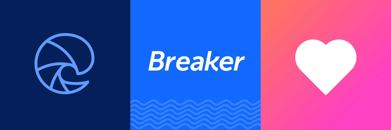 Breaker brand design details