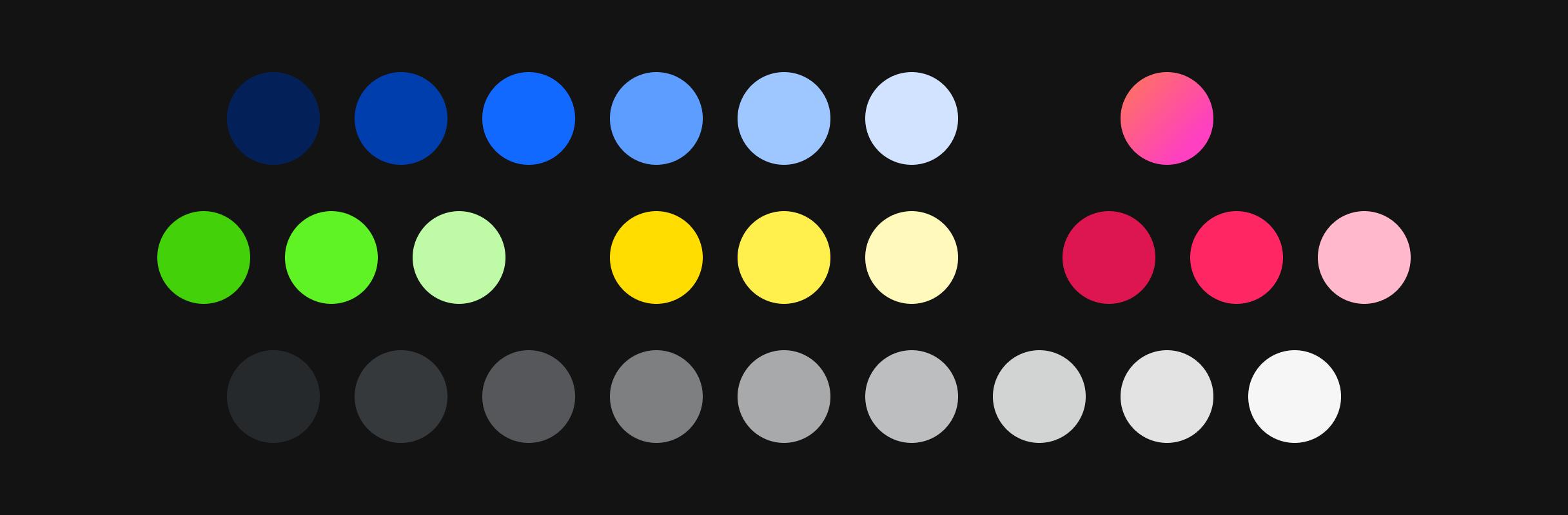 Breaker Color Palette