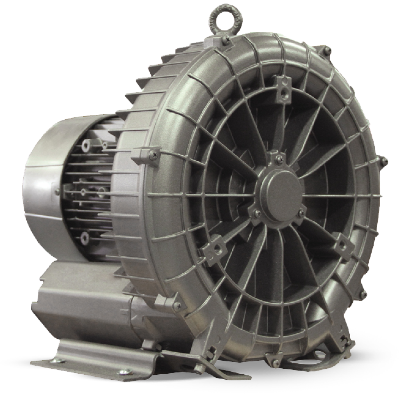 A Republic regenerative blower