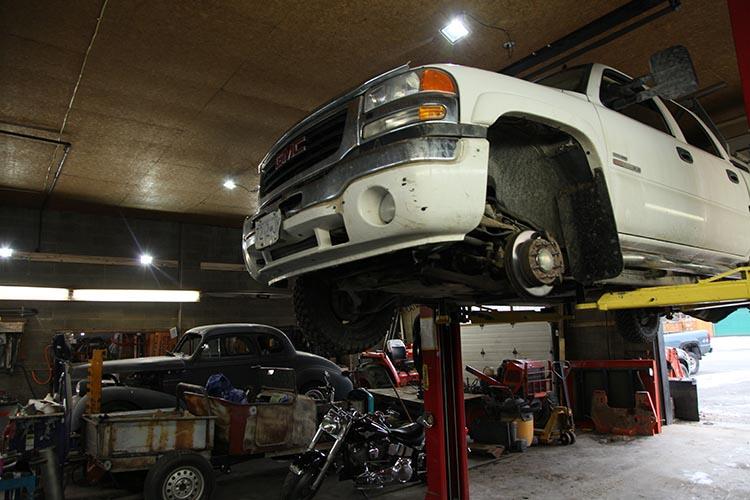 Chevy Hoist