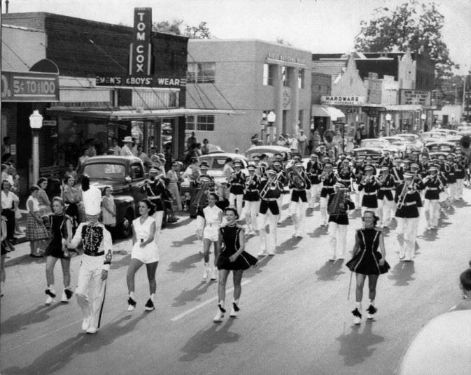 History Photo 2 - Parade