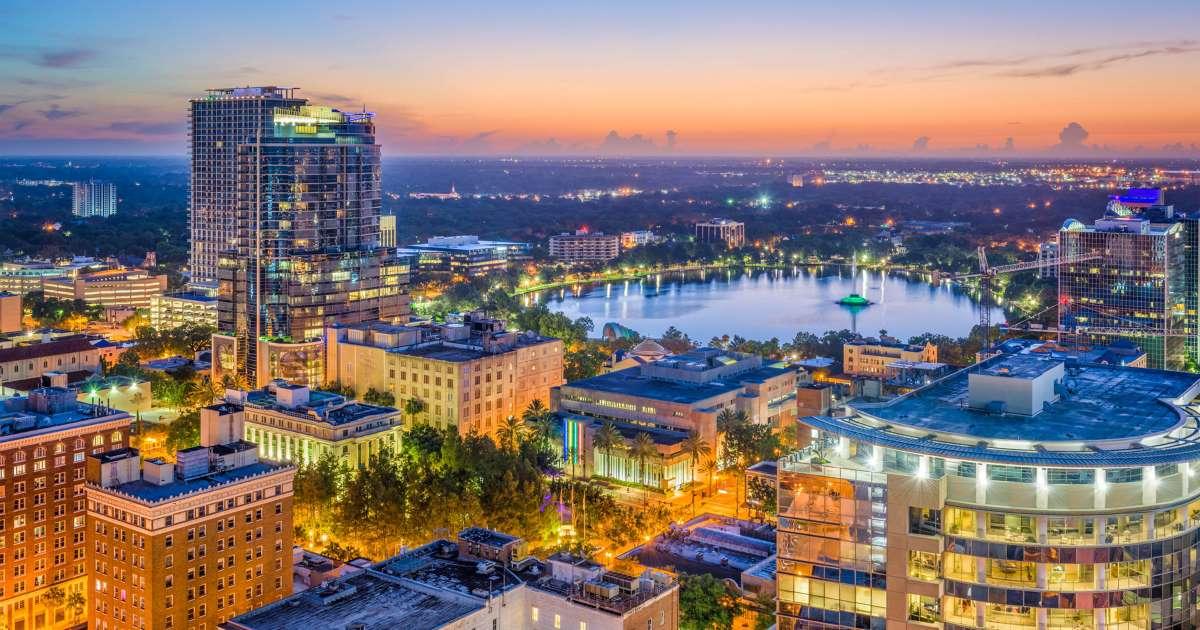 Orlando considerada a melhor cidade para se iniciar um negócio