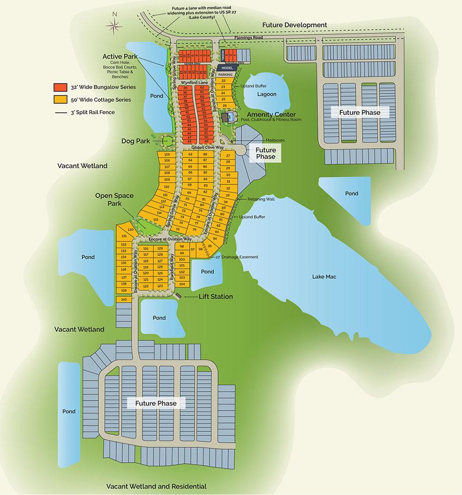 Mapa de Lotes