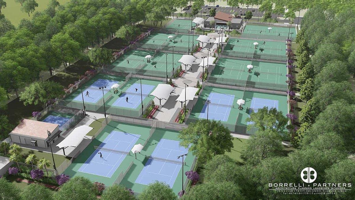 Novo Centro de Tênis