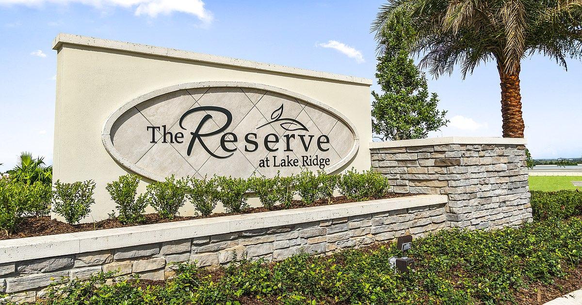 The Reserve at Lake Ridge