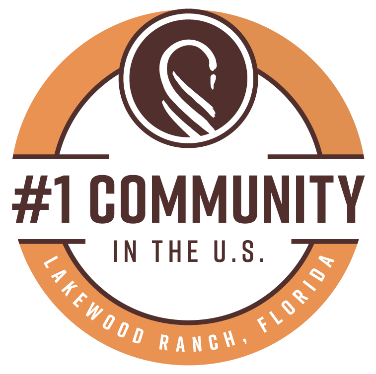 Lakewood Ranch selo de comunidade número 1 nos EUA