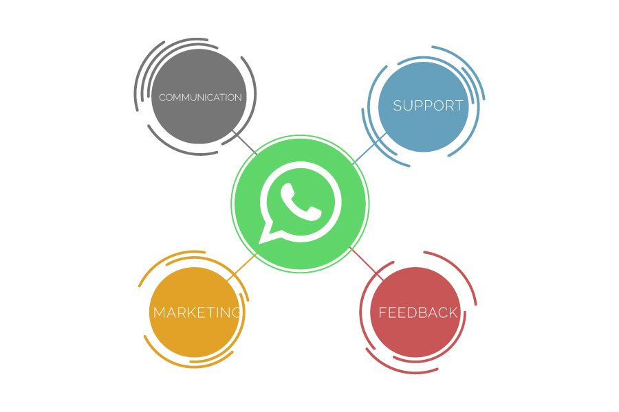 In What Areas Can Companies Use WhatsApp Business?