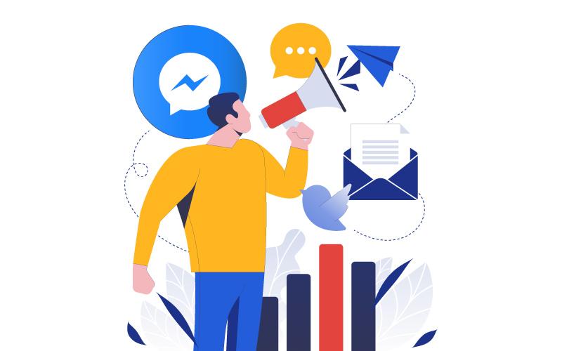 Bir Pazarlama Aracı Olarak Facebook Messenger ChatBot