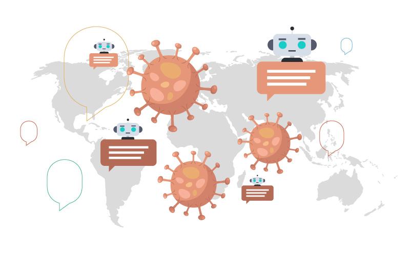 Chatbotların COVID-19 ile Mücadeledeki Rolü