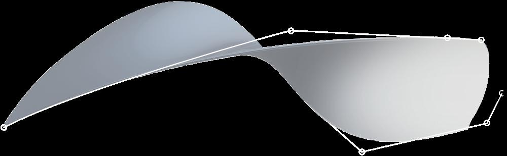 Surface VR modeling