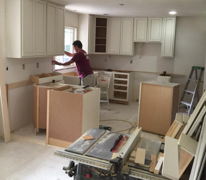 FE Remodeling LLC Experience