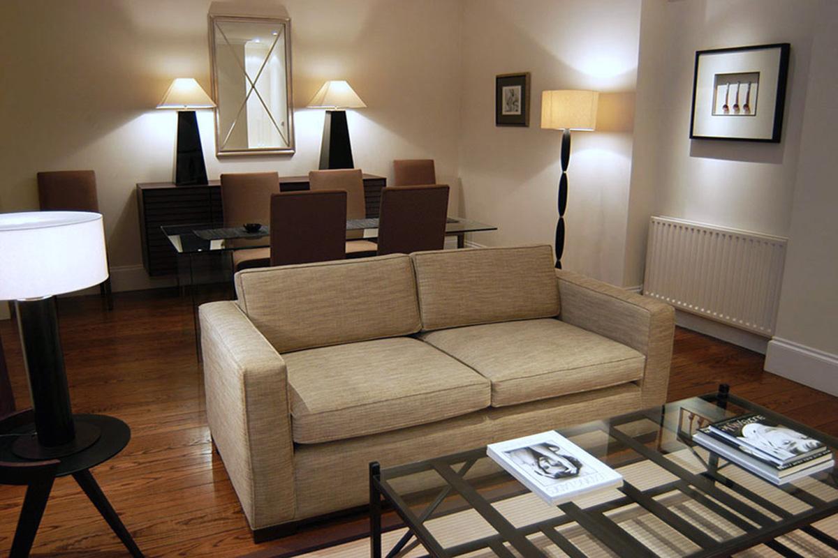 Knightsbridge Apartment, Classic Lighting
