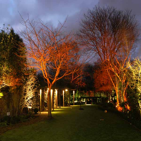 Garden Lighting, Barnes, London