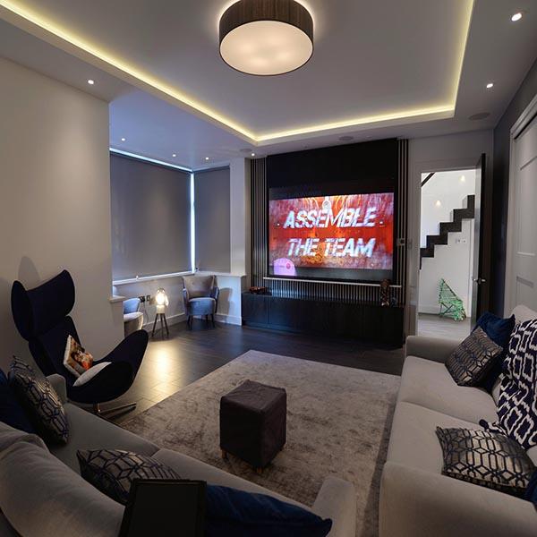 Home Cinema, North London
