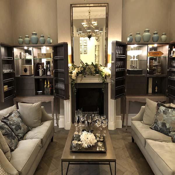 Barnes Living Room Lighting