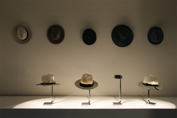Hat Table Lamps