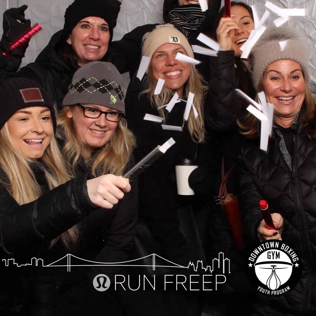 Lululemon + Detroit Free Press Marathon
