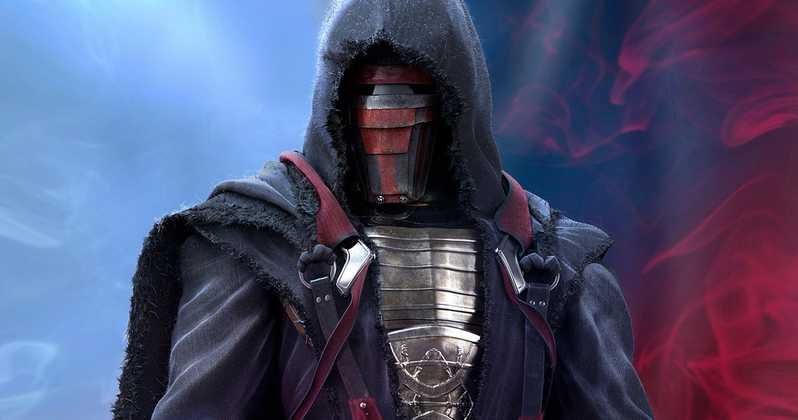 Star Wars' Darth Revan