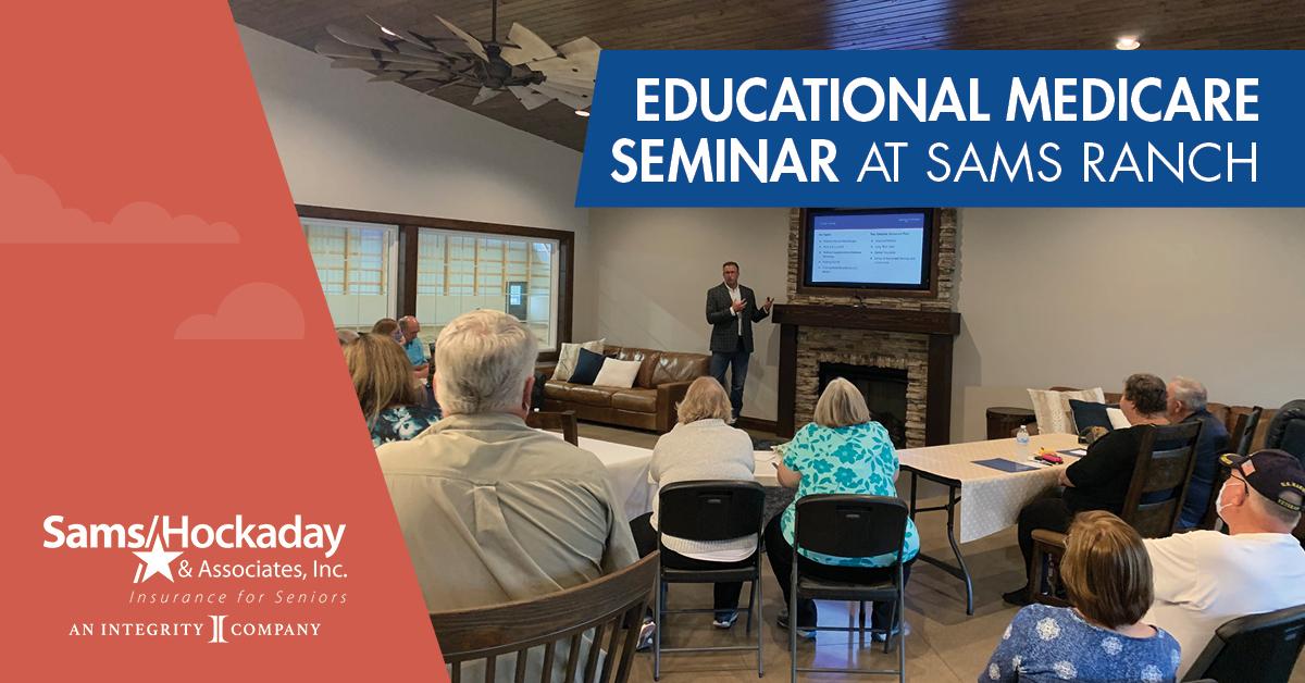 Sams Ranch Seminar