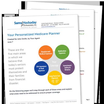 Get Your Medicare Planner