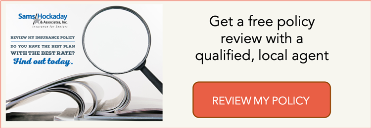 Get a free policy review with a qualified, local agent