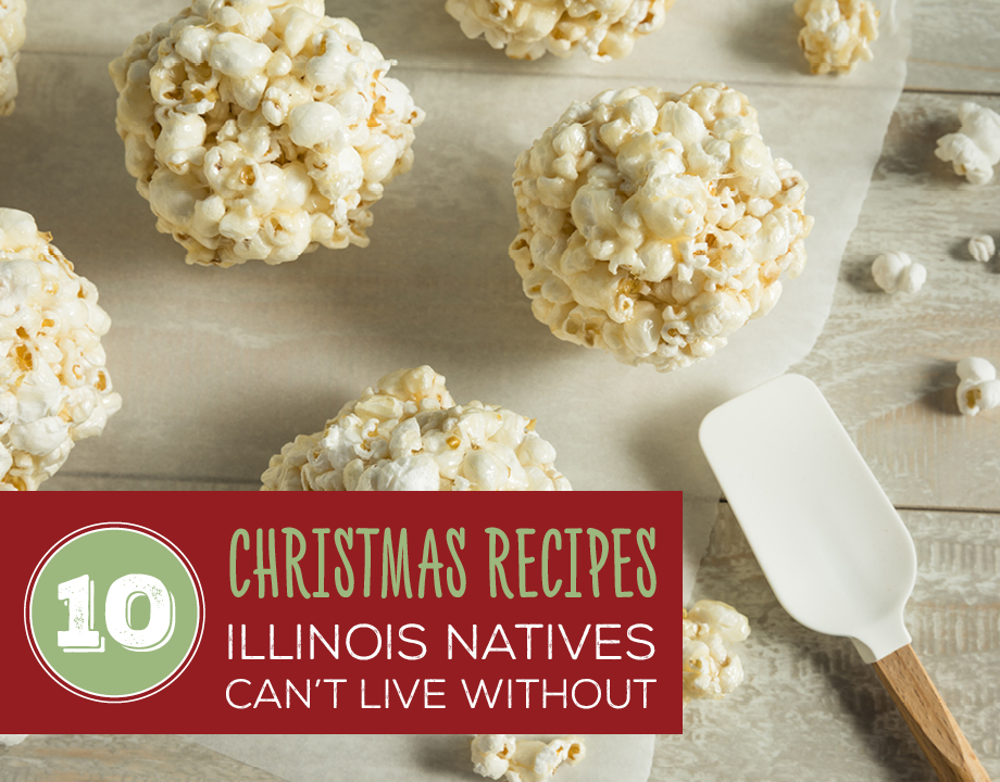10 Christmas Recipes Illinois Natives Can't Live Without