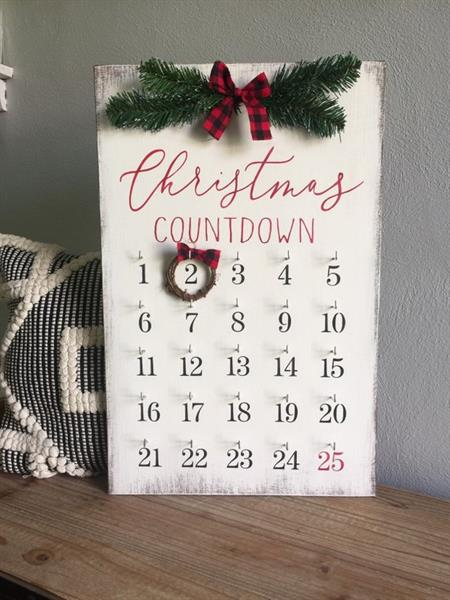 12-Christmas-Countdown-Sign