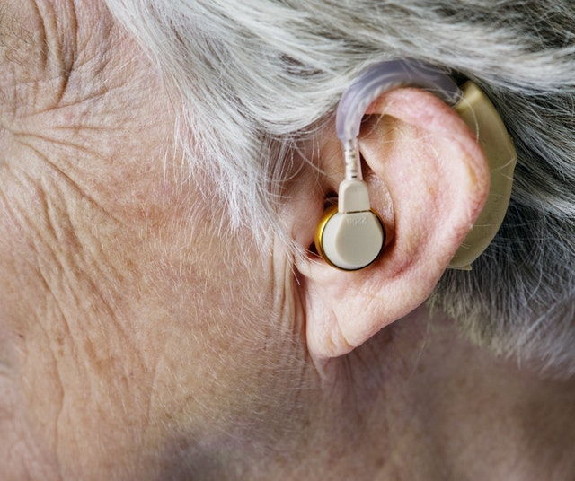 Medicare coverage of hearing loss and hearing aids