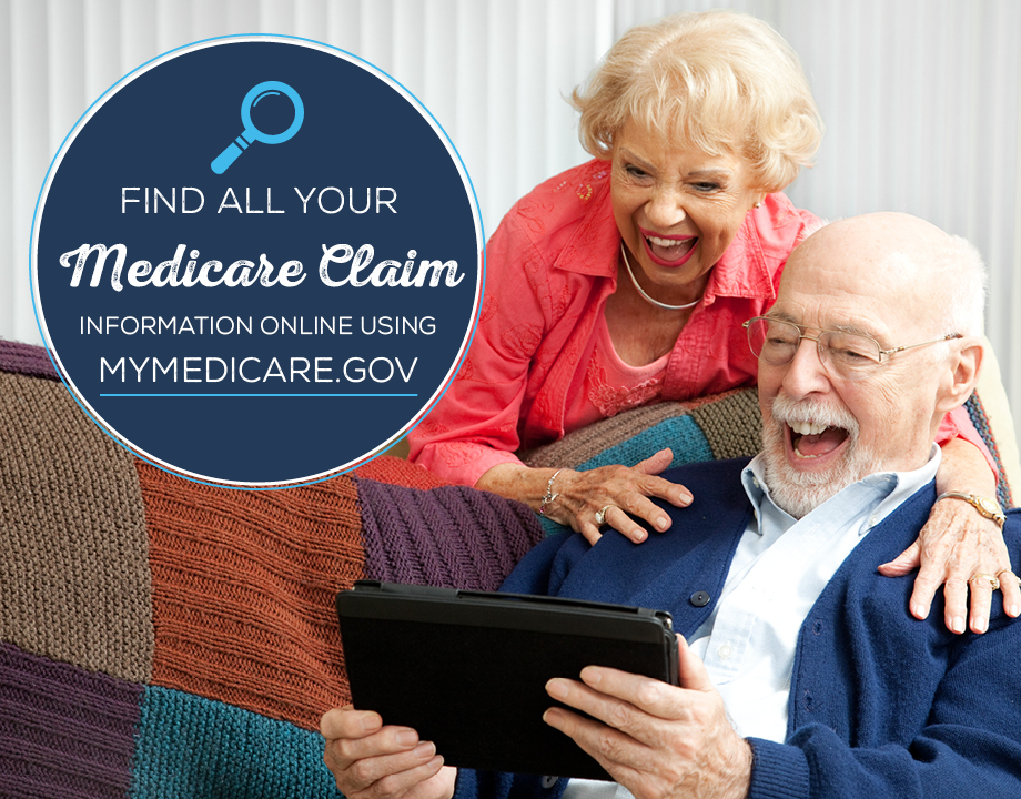 Find All Your Medicare Claim Information Online Using MyMedicare.gov