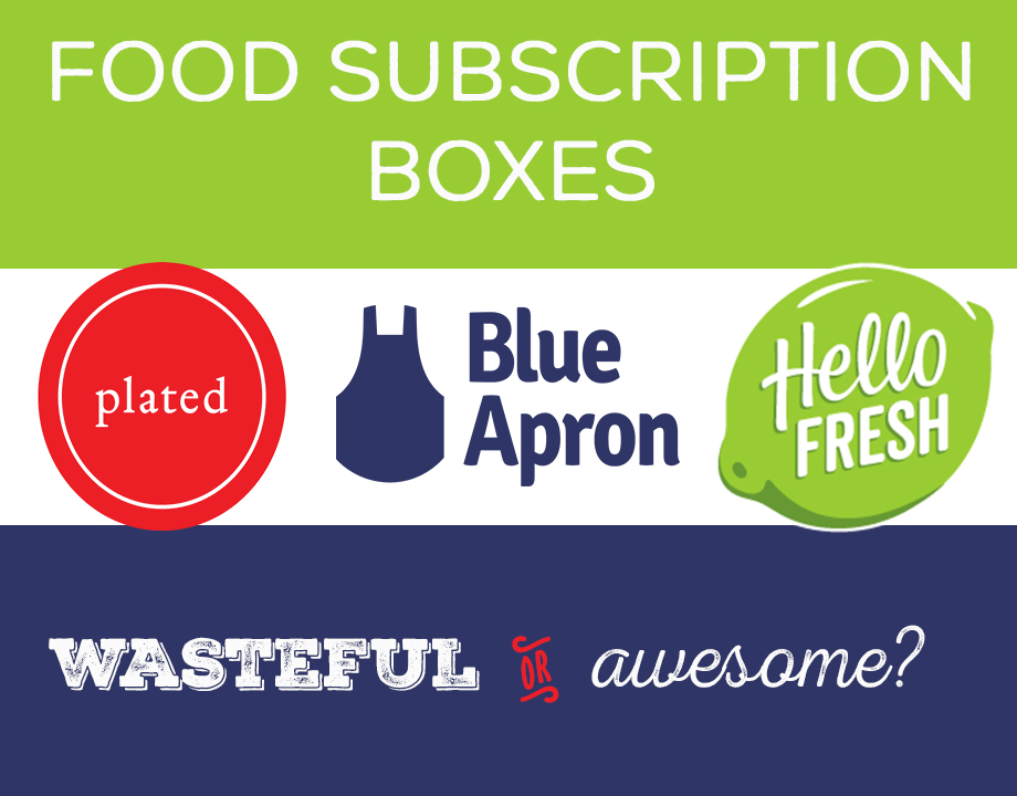 Food Subscription Boxes: Wasteful or Awesome?