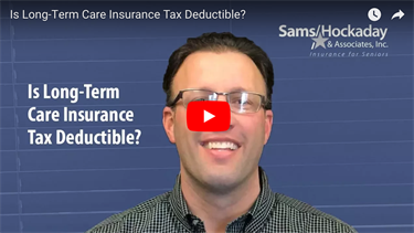 Is Long-Term Care Insurance Tax Deductible?
