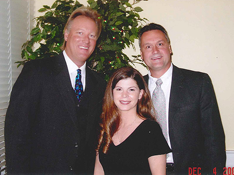 Jeff, Kelly, John, 2004