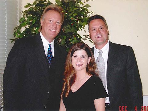 Jeff, Kelly, John, 2004