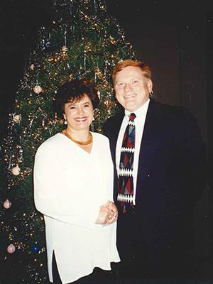 Xmas 94, Janet Johnson