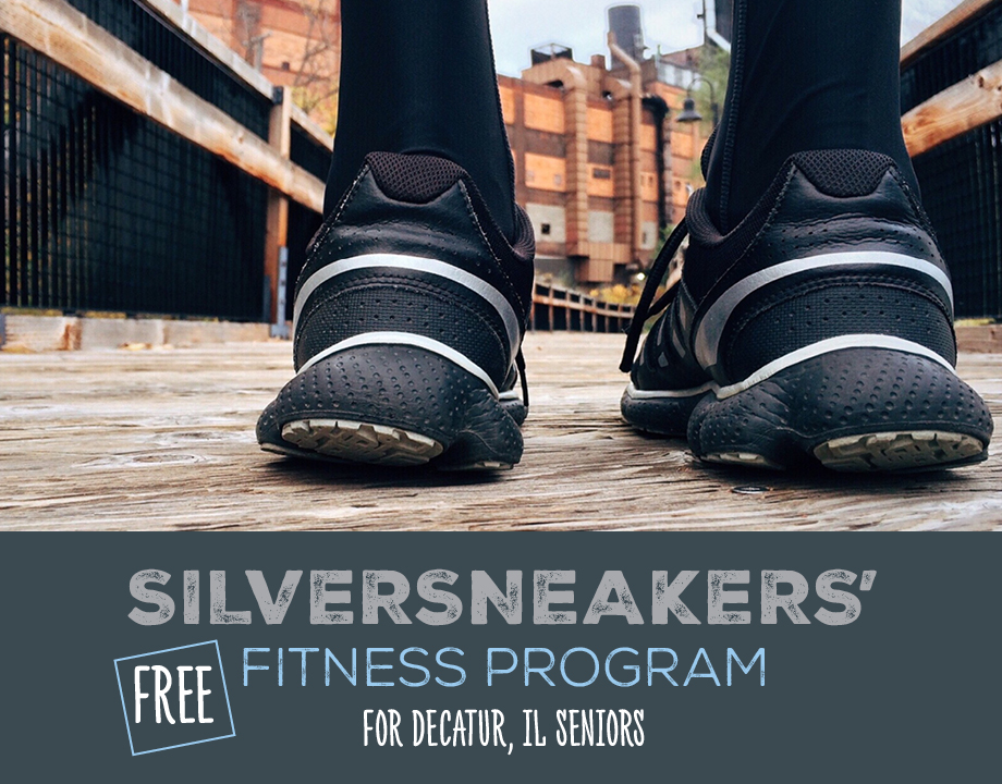 SilverSneakers' Free Fitness Program for Decatur, IL Seniors