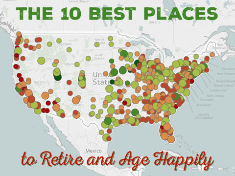 The 10 Best Places to Retire and Age Happily