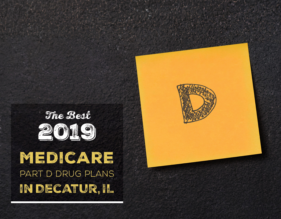 The Best 2019 Medicare Part D Drug Plans in Decatur, IL