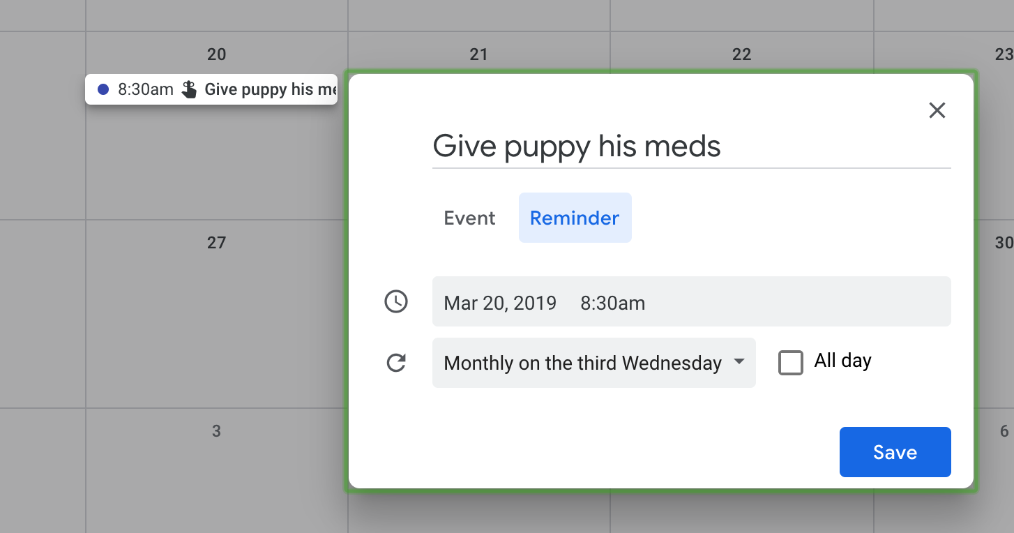 Use-Google-family-shared-calendar