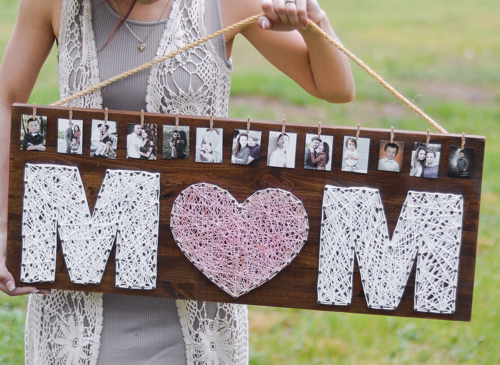 10 Homemade Mother S Day Gifts You Can Make With The Grandkids