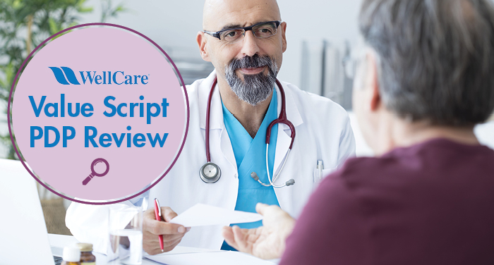 WellCare Value Script PDP Review