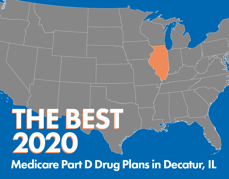 The Best 2020 Medicare Part D Drug Plans in Decatur, IL