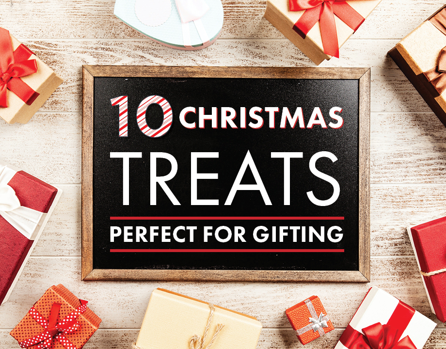 10 Christmas Treats Perfect For Gifting